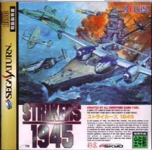 Strikers 1945 per Sega Saturn