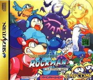 Super Adventure RockMan per Sega Saturn