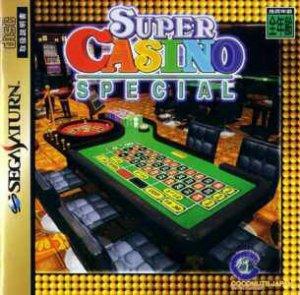 Super Casino Special per Sega Saturn