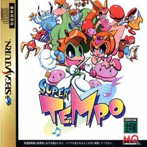 Super Tempo per Sega Saturn
