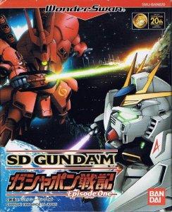 SD Gundam: Gashapon Senki -Episode One- per WonderSwan