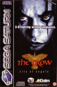 The Crow: City of Angels per Sega Saturn