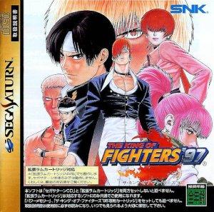 The King of Fighters '97 per Sega Saturn