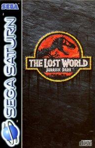 The Lost World: Jurassic Park per Sega Saturn