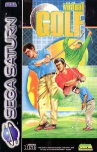 The Scottish Open: Carnoustie Virtual Golf per Sega Saturn
