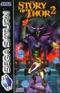 The Story of Thor 2 per Sega Saturn