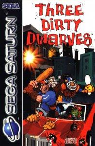 Three Dirty Dwarves per Sega Saturn