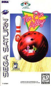 Ten Pin Alley per Sega Saturn