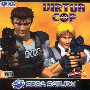 Virtua Cop per Sega Saturn