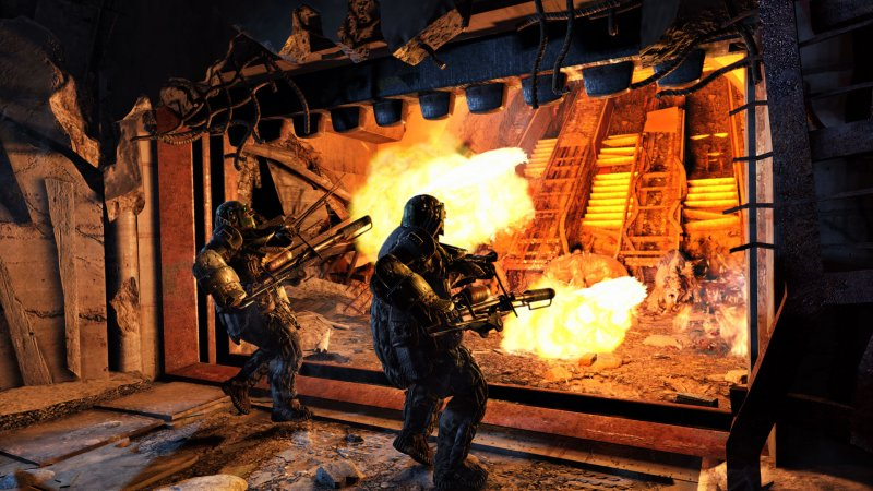 Metro: Last Light è entrato in fase gold