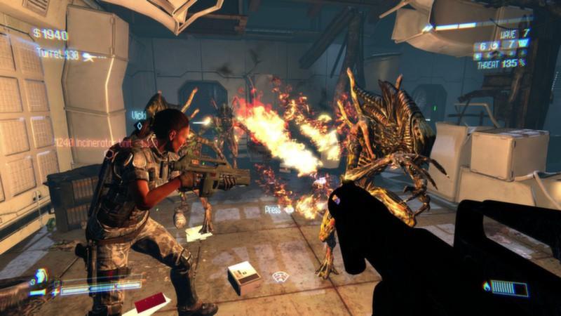 Gearbox è al lavoro su nuove patch per Aliens: Colonial Marines