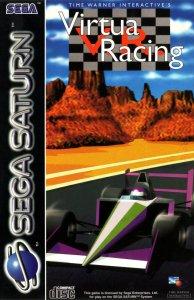 Virtua Racing per Sega Saturn