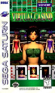 Virtual Casino per Sega Saturn