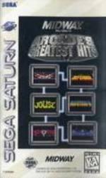 Williams Arcade's Greatest Hits per Sega Saturn