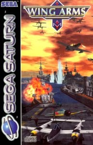 Wing Arms per Sega Saturn