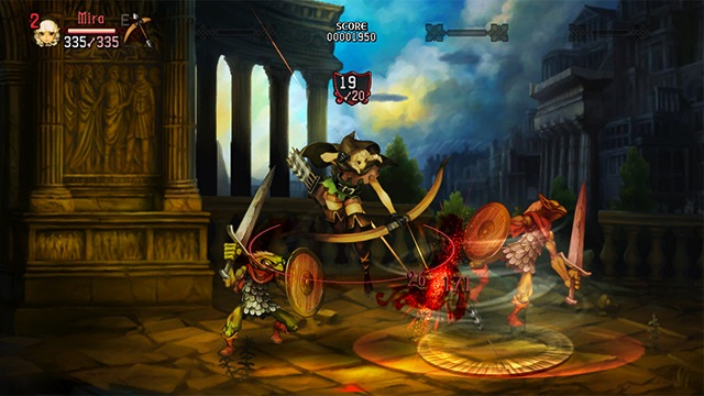 Sony conferma l'arrivo di Dragon's Crown su PlayStation 4