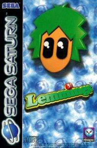 3D Lemmings per Sega Saturn