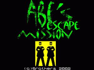 Abe's Mission: Escape per Sinclair ZX Spectrum
