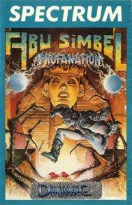 Abu Simbel Profanation per Sinclair ZX Spectrum