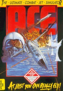 ACE: Air Combat Emulator per Sinclair ZX Spectrum