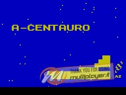 A-Centauro per Sinclair ZX Spectrum