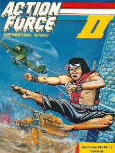 Action Force 2 per Sinclair ZX Spectrum