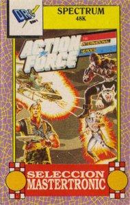 Action Force per Sinclair ZX Spectrum