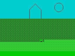 Advanced Lawnmower Simulator per Sinclair ZX Spectrum