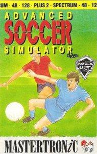 Advanced Soccer Simulator per Sinclair ZX Spectrum