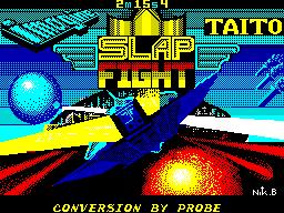 A.L.C.O.N. per Sinclair ZX Spectrum