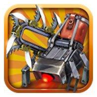 Shoot Many Robots per iPad