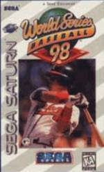 World Series Baseball '98 per Sega Saturn