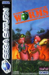 Worms per Sega Saturn