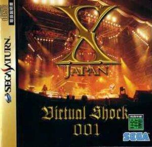 X-Japan Virtual Shock 001 per Sega Saturn
