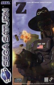 Z per Sega Saturn