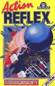Action Reflex per Sinclair ZX Spectrum