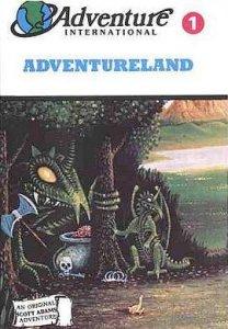 Adventureland per Sinclair ZX Spectrum