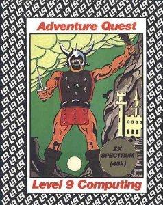 Adventure Quest per Sinclair ZX Spectrum