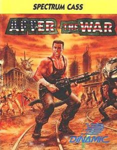 After The War per Sinclair ZX Spectrum