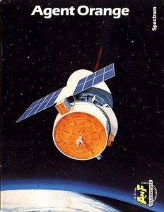 Agent Orange per Sinclair ZX Spectrum