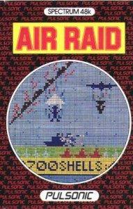 Air-Raid per Sinclair ZX Spectrum