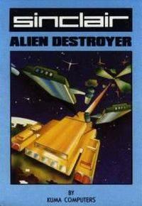 Alien Destroyer per Sinclair ZX Spectrum