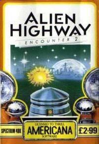 Alien Highway: Encounter 2 per Sinclair ZX Spectrum