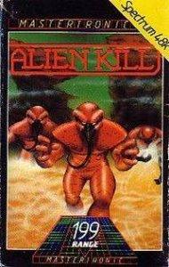 Alien Kill per Sinclair ZX Spectrum