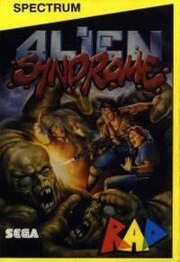 Alien Syndrome per Sinclair ZX Spectrum
