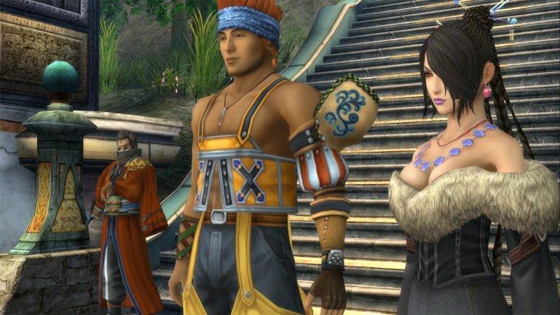 Final Fantasy X | X-2 HD Remaster, nuovi dettagli da Famitsu