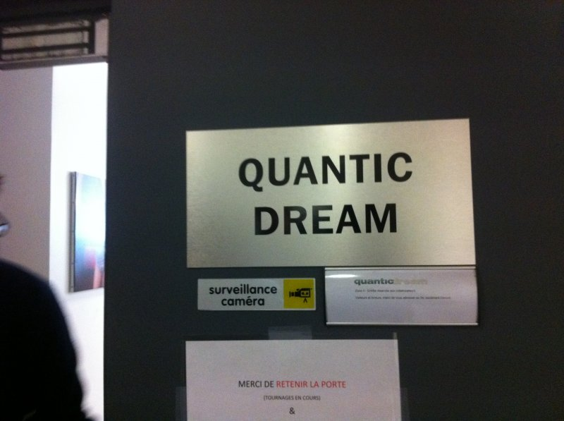 Una visita da Quantic Dream