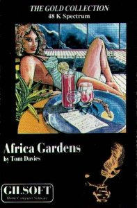 Africa Gardens per Sinclair ZX Spectrum