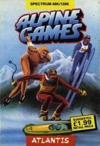 Alpine Games per Sinclair ZX Spectrum