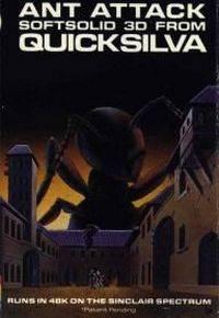 Ant Attack per Sinclair ZX Spectrum